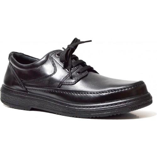 Pantofi barbati TIGINA 350001 negri