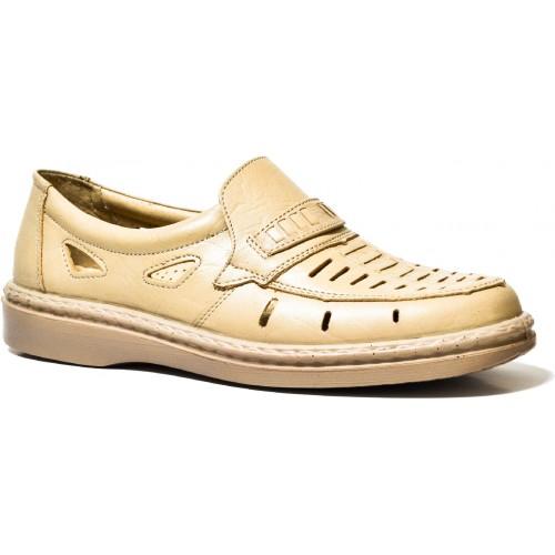 Pantofi barbati TIGINA 500305 bej