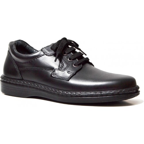 Pantofi barbati TIGINA 501201 negri