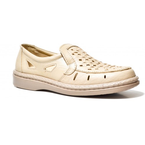 Pantofi barbati TIGINA 501305 bej