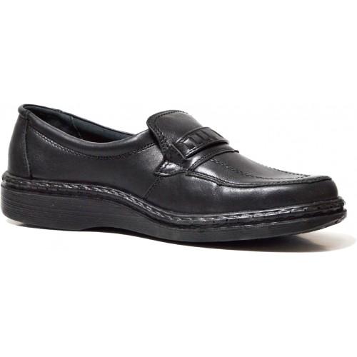 Pantofi barbati TIGINA 501601 negri