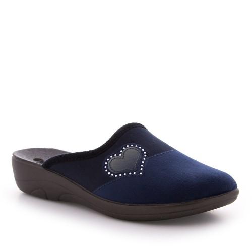 Papuci de casă Inblu model: 5D 02 BLUE