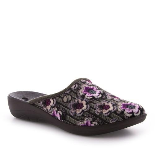 Papuci de casă Inblu 5D 07 grigio