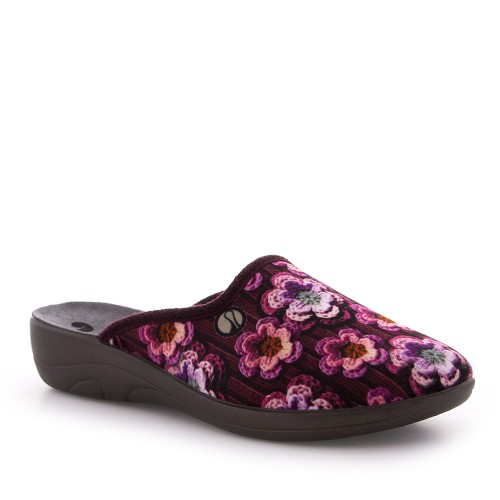 Papuci de casa Inblu 5D07bordeaux