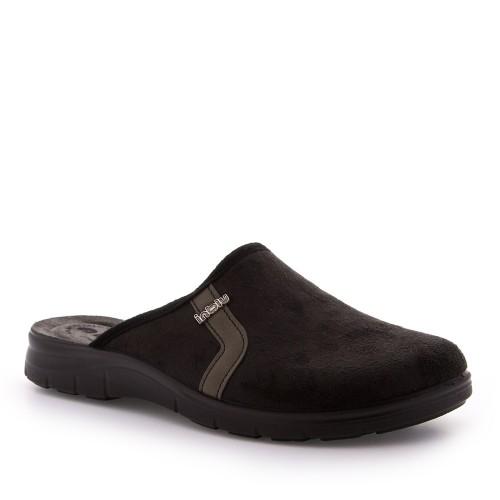 Papuci de casă Inblu model: BG 30 NERO