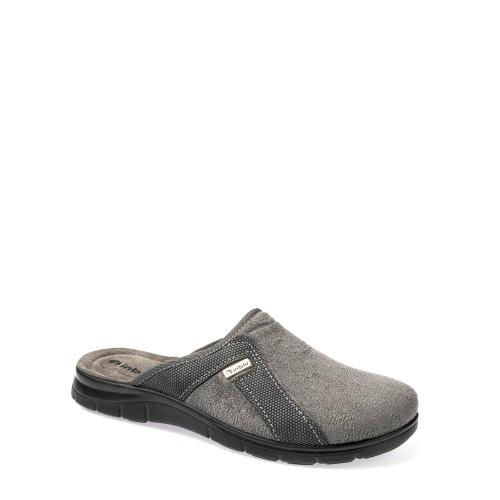 Papuci de casa barbati INBLU BG35_025GRIGIO