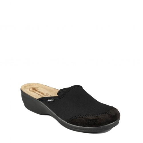 Papuci de casă femei INBLU BJ107014NERO