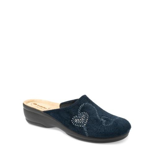 Papuci de casă femei INBLU BJ113004BLU