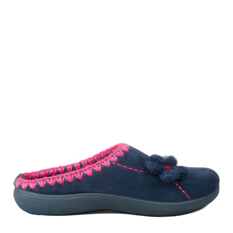 Papuci de casa femei INBLU EC46004BLU
