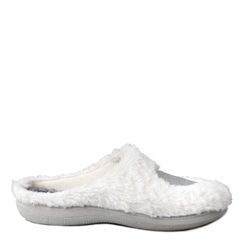 Papuci de casa femei INBLU EC65002GHIACIO