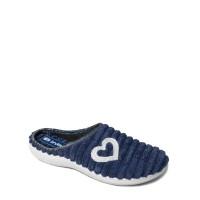 Papuci de casa femei INBLU EC67004BLU