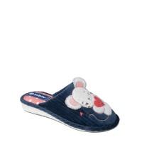 Papuci de casa femei INBLU LB84004BLU