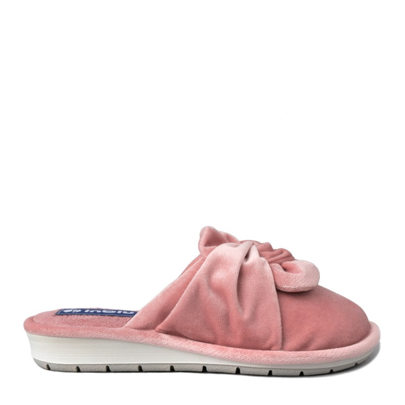 Papuci de casa femei INBLU LB85023ROSO