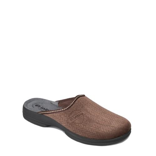 Papuci de casa barbati INBLU PO68_043TDM