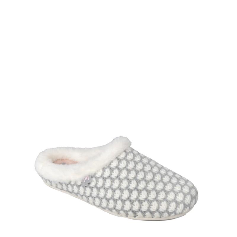 Papuci de casa femei MACARENA ANAIS4GRIS