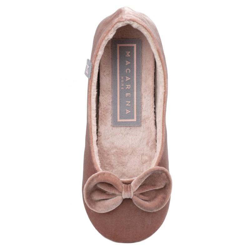 Papuci de casa femei MACARENA DONA11ROSA