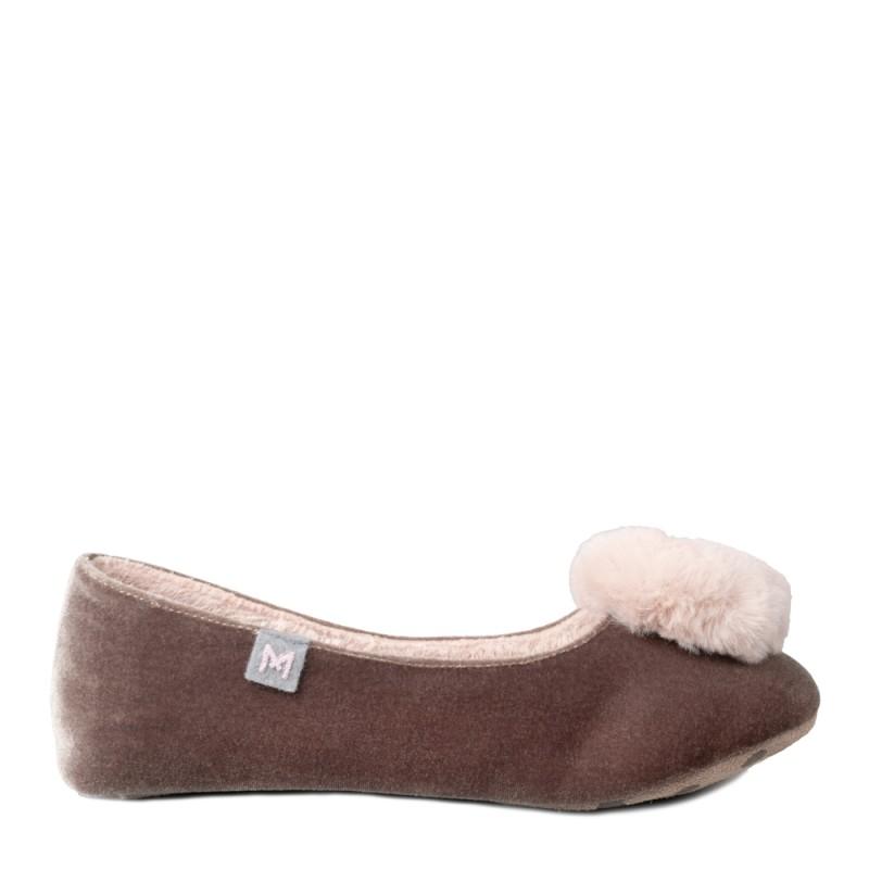 Papuci de casa femei MACARENA DONA13TAUPE